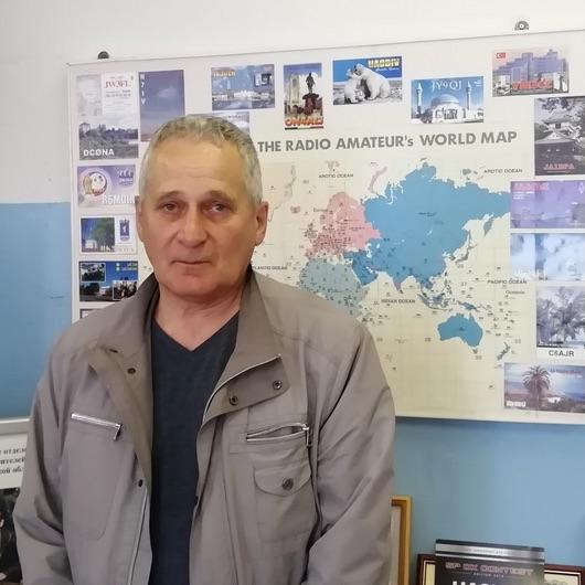 Гарбар Александр Павлович